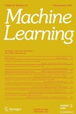 Machine Learning Journal